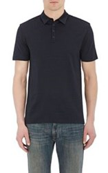 John Varvatos Hampton Polo Shirt Blue