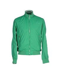Gas Jeans Gas Coats And Jackets Jackets Men Green