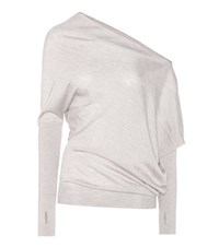 Tom Ford Cashmere And Silk Sweater Beige
