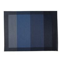 Chilewich Tempo Rectangle Placemat Indigo