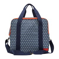 Joules French Navy Shells Cool Bag