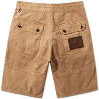 Barbour X White Mountaineering Wataka Short Brown