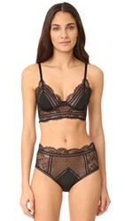 Thistle And Spire Amore Bustier Black