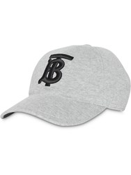 Burberry Monogram Motif Baseball Cap Grey