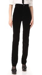 Marc Jacobs High Rise Disco Jeans Black