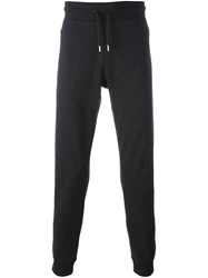 Dirk Bikkembergs Zip Pocket Classic Track Pants Grey