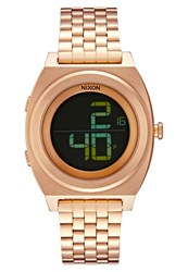 Nixon Digital Watch Rose Goldcoloured