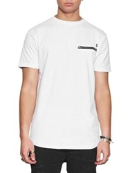 Nana Judy Progress Cotton Jersey Tee White