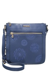 Desigual Moscu New Alexa Across Body Bag Blue
