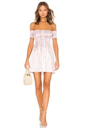 Show Me Your Mumu Dolly Smocked Dress Pink