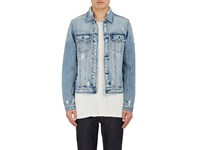 Ksubi Men's Classic Denim Jacket Blue