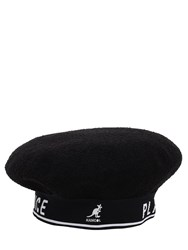 Kangol Bermuda Striped Beret Black