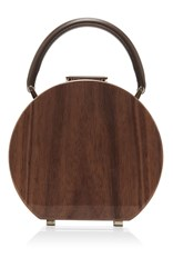 Buwood American Walnut Wood Bumi 14 Bag Brown