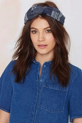 Nasty Gal Patch It Up Headband
