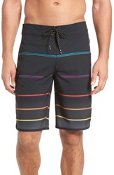 Billabong 'S 73 X Stripe Board Shorts Black