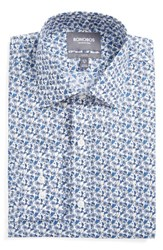 Bonobos Men's Americano Slim Fit Floral Dress Shirt