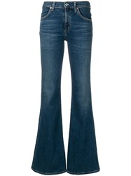 Citizens Of Humanity Classic Flared Jeans Blue