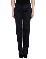 Hamish Morrow Casual Pants Dark Blue