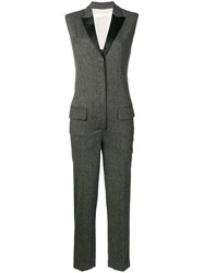 Tela Tailored Jumpsuit Black