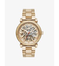 Greer Gold Tone Watch