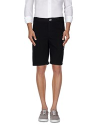 Daniele Alessandrini Homme Trousers Bermuda Shorts Men Black