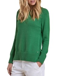 Barbour Lowmoore Jumper Clover