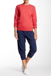 Marc By Marc Jacobs Cropped Jogger Pant Blue
