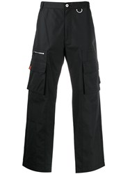 Heron Preston Loose Fit Cargo Trousers 60
