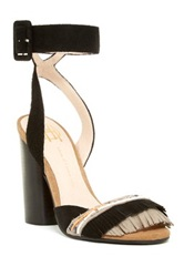 House Of Harlow Mindy High Heel Sandal Black