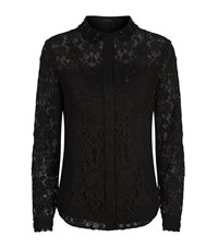 Elie Tahari Avon Blouse Female Black