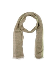 Trend Corneliani Oblong Scarves Military Green