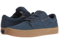 Supra Stacks Vulc Ii Hf Navy Canvas Gum Men's Skate Shoes
