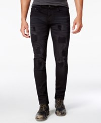 Ring Of Fire Men's Slim Fit Winston Wash Jeans