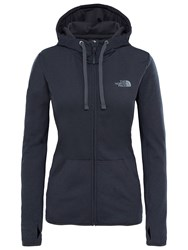 The North Face Fave Full Zip Hoodie Grey