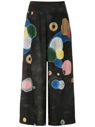 Mara Mac Printed Culottes Multicolour