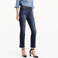 J.Crew Tall Vintage Crop Jean In Leopold Wash