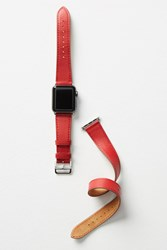 Casetify Double Tour Apple Watch Band Red