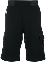 Versus Cargo Shorts Cotton Polyester L Black