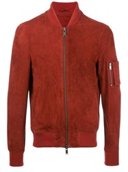 Desa 1972 Zip Up Jacket Red