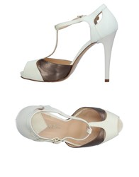 Couture Sandals Ivory