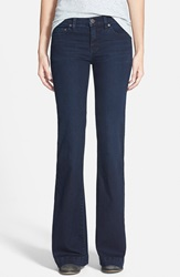 Free People 'Gummy' Mid Rise Flare Jeans Morrisey