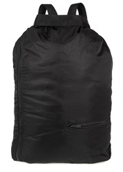 Y 3 Black Packable Shell Backpack