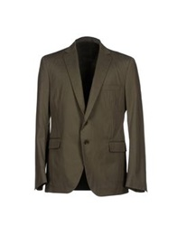 Ralph Lauren Black Label Blazers Military Green