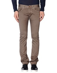 Dondup Trousers Casual Trousers Men Cocoa