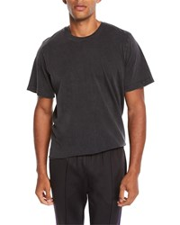 Ovadia And Sons Type O1 Washed Jersey T Shirt Black