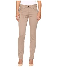 Nydj Sheri Slim In Super Sculpting Denim In Vintage Taupe Vintage Taupe Women's Jeans