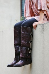 A.S.98 Tatum Over The Knee Boot