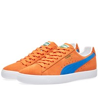Puma Clyde Nyc Orange