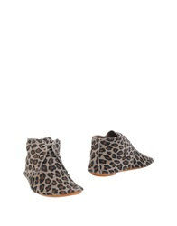 Anniel Ankle Boots Grey