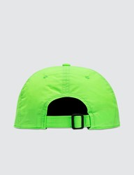 Oakley 6 Panel Stretch Racing Hat Green